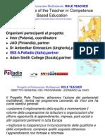 PPT Italian summary of project meetings