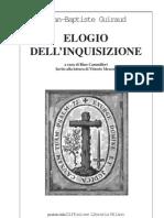 Guiraud Elogio Dell'Inquisizione