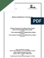 Handbook and Prospectus