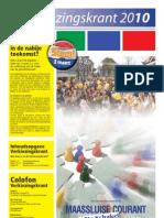 Maassluise Courant week 08 Verkiezing
