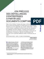 Detection Des Def Ail Lances a Partir Des Docs Comp Tables