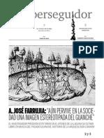 El perseguidor 76 - revista de limba spaniola din Tenerife