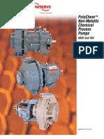 Detail Centrifugal Pump