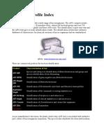 API 20 kit