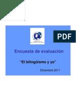 encuesta alumnado biling dic 2011