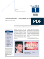 A Clinical Guide to Othodontics