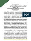 Le multilinguisme dans l'enseignement supérieur à l'épreuve de la diversité des lieux de production et de diffusion des savoirs de l'agir