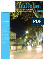 Bulletin d'informations locales de Saint-Etienne-du-Grès - N°59 - Décembre 2011