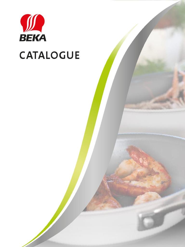 Beka 12041204 Bol P/âtissier en acier inoxydable 20 cm