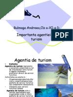 Agentia de turism