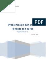 Cuadernillo nº 2 Problemas de sumas con llevadas