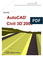 Apostila Civil 3D 2009 Rev01