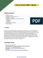 Qt 4.4.x für Visual Studio 2005 + MySql