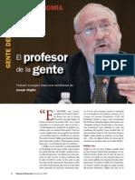 El Profesor de La Gente Stiglitz