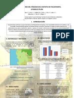 FLORA GRAMINOIDE EN LA PROVINCIA DE PACAIPAMPA - PIURA - PERU