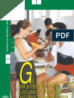 guia educativa - autismo andalucia