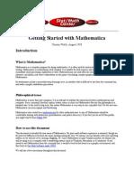 Mathematica buk
