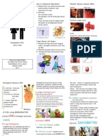 Leaflet Penyuluhan Kesehatan Reproduksi