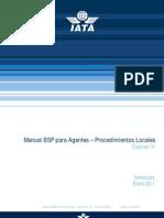 Manual BSP Para Agentes - Orocedimientos Locales