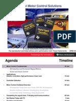 Sprb167a-Ti Digital Motor Control Solutions