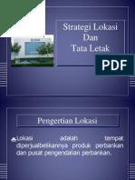 Strategi Lokasi