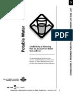Canada Establish Metering Plan Account