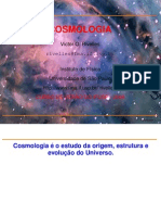 cosmologia - curso de verão - slides