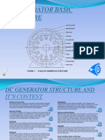 Dc Generator Basic Structure (p Asessment 2)