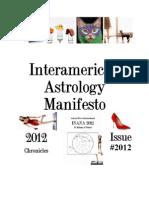 Inter American Astrology Manifesto