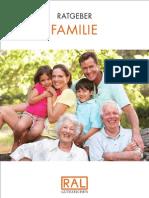 RAL Ratgeber Familie
