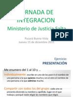 Jornada de Integracion