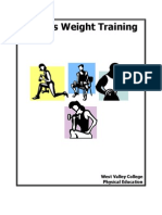 Weight Train Guide