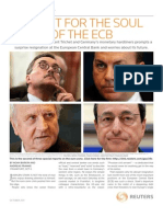 A Fight for the Soul of the ECB