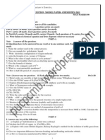 2nd Puc Question Question Paper 2 Chemistry 2011