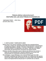Historia de Las Doctrinas Economic As Eric Roll Polaco Parte 38