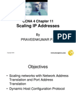 33 - Scaling IP Addresses