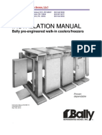 Bally Installation Manual