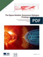 JRC Spaceweather Awareness Dialogue