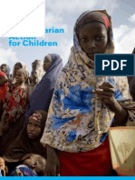 The Humanitarian Action for Children 2012