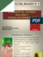 Diapositiovas Malaria. Odm