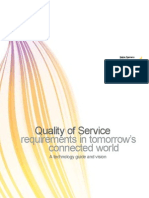 NSN - Quality of Service Requirments in Tommorows Connected World
