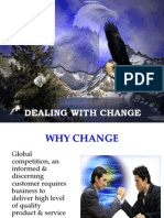 Dealing With Change