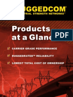 Ruggedcom Products at a Glance
