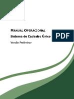 Manual Operacional  CadÚnico V7 02032011