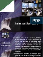 1.- Balanced Scorecard