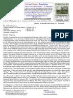 Child Help USA Letter on Arlington Abuses Rev B