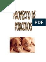 PROYECTO porcinos 2010