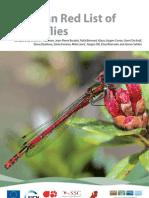 European Red List of Dragonflies