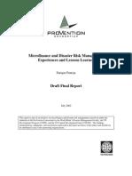 Micro Finance Drm[1]