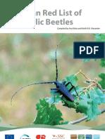 European Red List of Saproxylic Beetles